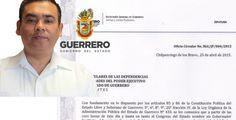"""Fiesta en Guerrero: Deja Rogelio """"Camilo"""" Ortega la gubernatura"""