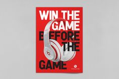 Global advertising campaign concepts for Beats by Dre's 'Win the Game Before the Game' custom World Cup country inspired headphones. World Cup Countries, Layout, Beats By Dre, Brand Identity Design, Advertising Campaign, Graphic Design Art, Artwork, Typography, Behance