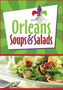 Orleans Soups & Salads in Moosic, PA 18507 | Get $20 (Four $5 Vouchers) Worth of Soups, Salads & More for Only $10 at Orleans Soups & Salads! | ReferLocal