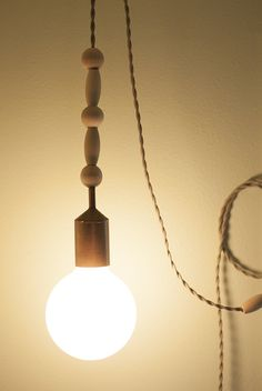Zelf een design hanglamp maken voor je slaapkamer!
