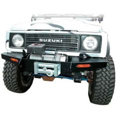 Offroad samurai front bumpers Google Search OFFROADING