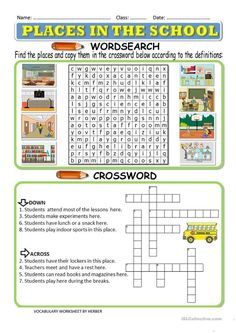 16 Best Puzzles-Super Teacher Worksheets images in 2019 | Teacher ...