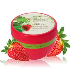Strawberries are the perfect summer fruit! Northern Strawberry by Fruits & Passion