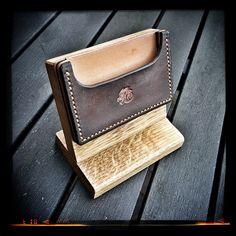 """8 /""""Antique Messing Vergrößerungsglas Vintage Collectible Lupe mit Ledertasche"""