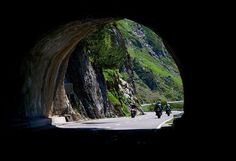 Zojila Pass Tunnel Will Soon Ensure An All-Year-Round Road Connectivity To Ladakh! Motogp, Tourism India, All Year Round, Bathing Beauties, Good Company, Motocross, Connection, Waterfall, Outdoor