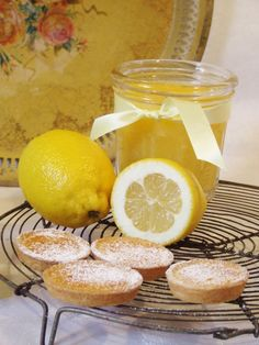 """""""Lemon curd is yummy.  There is no way around this one.  Make it in the winter, and the house fills with its delicious perfume."""""""