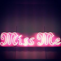 Do you Miss Me? #MissMeJeans #pink
