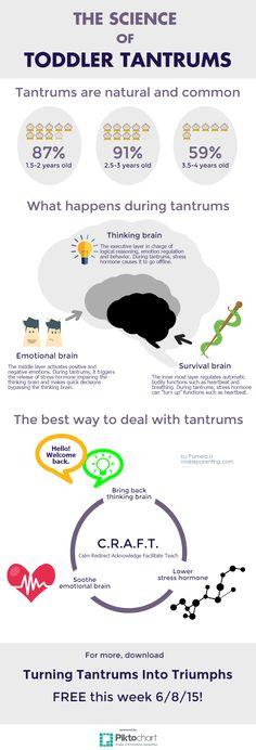 FREE toddler parenting book this week! Turning Tantrums Into Triumphs | Rookieparenting.com