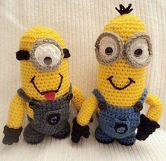 Crochet Despicable Me Minion pattern - Media - Crochet Me
