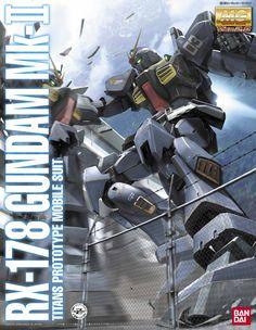 RX-178 Gundam Mk II [Titans Colors] 2.0