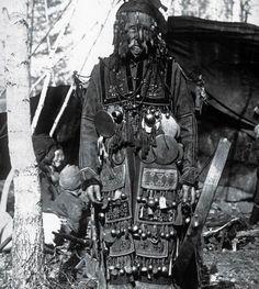 ethnoworld:Siberian shamanRussia, 1903