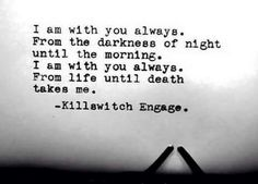 Always- Killswitch Engage