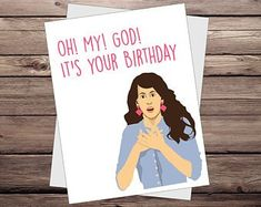 Check out our friends tv show card selection for the very best in unique or custom, handmade pieces from our birthday cards shops. Diy Birthday Card For Boyfriend, Bday Cards, Birthday Cards For Friends, Friend Birthday Gifts, Funny Birthday Cards, Friends Tv Show Gifts, Diy Best Friend Gifts, Friendship Day Cards, Quotes Girlfriend