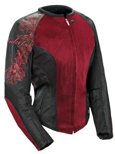 amazoncom joe rocket cleo 22 womens mesh motorcycle riding jacket silver