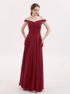 febbcb94811 Babaroni Christine. Purple Bridesmaid GownsJunior Bridesmaid  DressesBridesmaidsChiffon ...