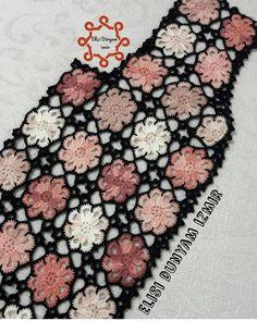Crochet Cowel, Crochet Blouse, Crochet Scarves, Crochet Clothes, Crochet Lace, Crochet Beach Dress, Crochet Baby Dress Pattern, Form Crochet, Crochet Motif