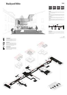 Image 8 of 8. Second Place / Luca Nicoletto, Emanuele Paladin, Marco Paronuzzi. Image Courtesy of YAC