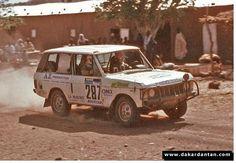 Laurent Fernandez, Dakar 82