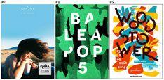 Le classement TOPAFF des 100 meilleures affiches des festivals français de l'année revient pour brocarder les éditions 2014.