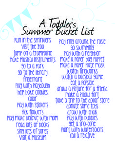 A Toddler's Summer Bucket LIst - free printable and lots of ideas to keep your kiddos busy. A Toddler's Summer Bucket LIst - free printable and lots of ideas to keep your kiddos busy. Toddler Fun, Toddler Activities, Activities For Kids, Toddler Stuff, Kid Stuff, Indoor Activities, Preschool Ideas, Autism Preschool, Toddler Games