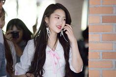 Oh My Girl - Jiho South Korean Girls, Korean Girl Groups, Oh My Girl Jiho, Extended Play, Face Claims, Asia, Princess, Hair Styles, Beauty