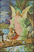 Guardian Angel: kda-cross-stitch.com (Religious)