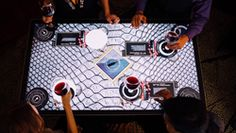 Revolutionary Touch Table Wine Tasting Experience with JCB by Jean-Charles Boisset