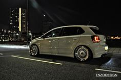Night-rider #vwlupo Vw Gol, Vw Scirocco, Volkswagen Polo, Driving School, Car In The World, Bugatti, Motor Car, Cars And Motorcycles, Cool Cars