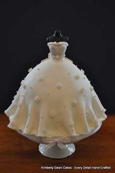 Bridal Shower Cake. #Bridal #Shower #Cake with Beatuful #Cake #Design - Learn…
