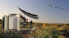 G-pod designs dwell container house for transportable living - designboom | architecture