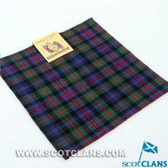 Murray Clan Tartan H