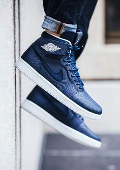 High Nouvea Midnight Navy #airjordan