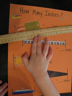 Measurement Activities to go with Katy and The Big Snow