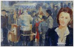Пименов Юрий Иванович (Россия, 1903-1977) часть III — 1940 -е годы. - «Впечатления дороже знаний...»