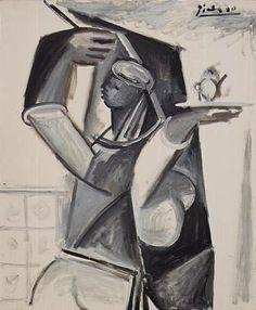 Pablo Picasso, LES FEMMES D'ALGER