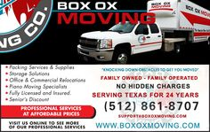Moving A Piano, Packing Services, Moving Boxes, Storage Solutions, How To Get