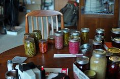 Food in Jars - great website with everything there is to know about canning and preserving