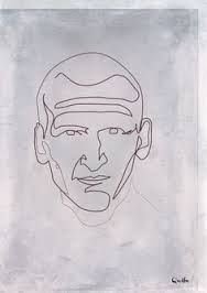 Image result for Christophe Louis continuous line