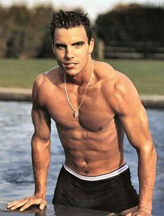 """Colin Egglesfield, the """"Tom Cruise"""" of our generation, is the hunk of the day . Colin Egglesfield (born February is an American a. Colin Egglesfield, Hottest Male Celebrities, Celebs, Gorgeous Men, Beautiful People, Hello Gorgeous, Beautiful Boys, Pretty People, Actrices Sexy"""