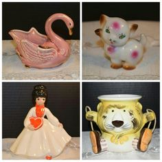 Cute Ceramic finds at Shellyssselectsalvage.com