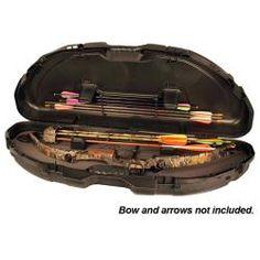 Plano Molding 1110 Protector Series Black Compact Bow Case