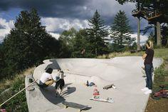 Private concrete