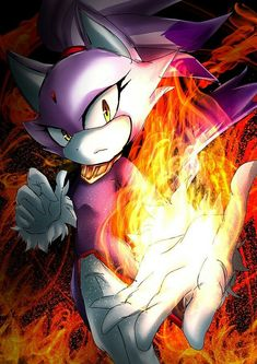 Blaze the cat Silver The Hedgehog, Sonic The Hedgehog, Sonic Heroes, Sonic And Shadow, Sonic Fan Art, Blue Streaks, Sonic Boom, Miraclous Ladybug, Freedom Fighters