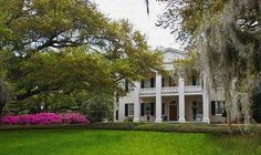 Monmouth Plantation in Natchez, MS