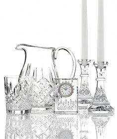 Waterford Crystal Gift Set available at Macy's #crystal #weddinggift #macys http://www.macys.com/registry/wedding/catalog/product/index.ognc?ID=625674&cm_mmc=BRIDAL-_-CARAT-_-n-_-BCPinterest