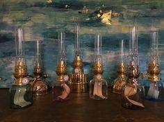Karlskronalampor i flera färger och former!