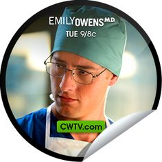 Emily Owens, M.D.: Emily and the Tell Tale Heart The Tell Tale Heart, The Cw, Stickers, The Originals, Decals