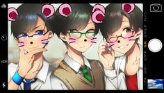 Older brothers being cute Hyouka, Ichimatsu, Light Novel, Haikyuu Anime, Fujoshi, Something To Do, I Am Awesome, Brother, Geek Stuff