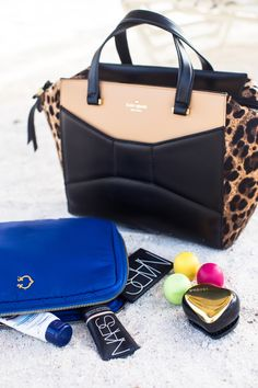 Travel Beauty Essentials - Song of Style.