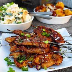 Tandoori Chicken, Chicken Wings, Pork, Meat, Ethnic Recipes, Blog, Kale Stir Fry, Blogging, Pork Chops